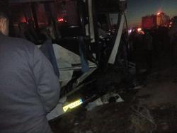 حادثه تصادف برای یک اردوی دانش آموزی در سوسنگرد/ ۴ کشته و ۲۰ مصدوم