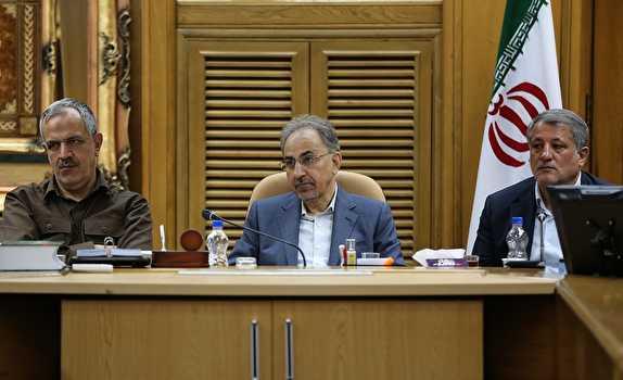 باشگاه خبرنگاران -تنش میان شهردار و اعضای شورای شهر تهران تائید شد