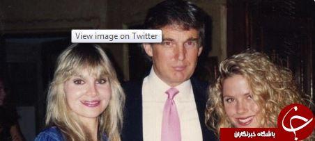 انتشار عکسهای ترامپ و زنانی که وی را به آزار جنسی متهم کرده اند، خبرساز شد+ تصاویر