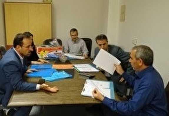باشگاه خبرنگاران -برگزاری کمیسیون پزشکی تعیین درصد جانبازی 400 نفر در ایلام