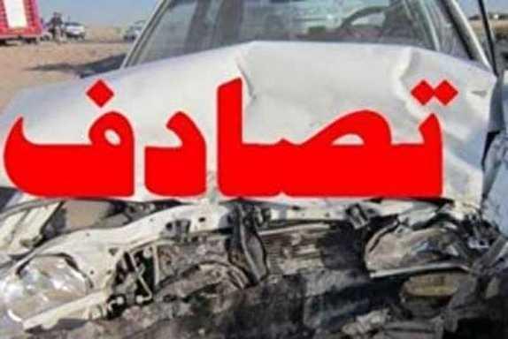 باشگاه خبرنگاران -۹ مجروح در واژگونی خودرو سواری پژوحامل اتباع افاغنه