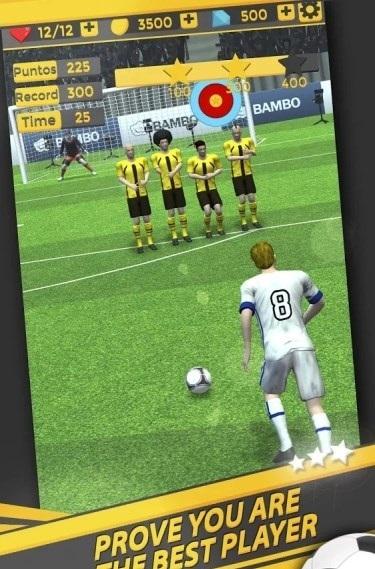 دانلود Shoot Goal - World Cup Soccer 2.1.1 بازی جام جهانی فوتبال