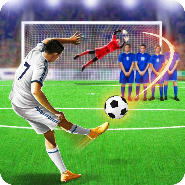 پایان نیوز: دانلود نرم افزار دانلود Shoot Goal - World Cup Soccer 2.1.1 بازی جام جهانی فوتبال