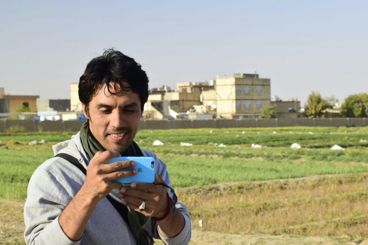 غول های رسانه ای می خواهند تصویری جنگ زده و فقیر از افغانستان نشان دهند