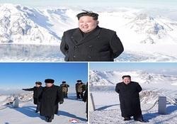 خبرگزاری کره شمالی: کیم جونگ اون اگر اراده کند آب و هوا را هم تغییر میدهد!