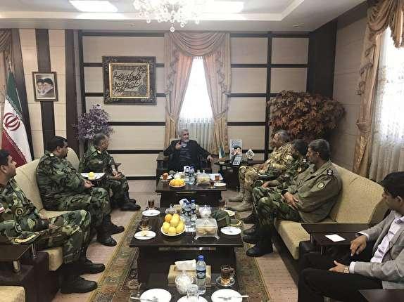 باشگاه خبرنگاران -ارتش در سختترین شرایط در کنار مردم بوده است