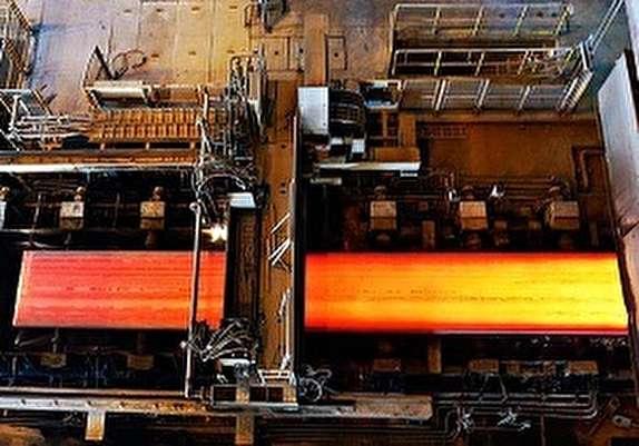 باشگاه خبرنگاران -افزایش تولید تختال در شرکت فولاد هرمزگان