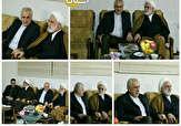 باشگاه خبرنگاران -حجت الاسلام محسنی اژه ای معاون و سخنگوی قوه قضائیه وارد بجنورد شد