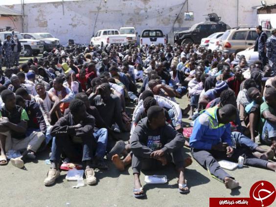پشت پرده شبکه پیچیده و مخوف کشتار و شکنجه مهاجران لیبی