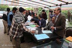 مرحله اول پرداخت خسارات بیمه به زلزله زدگان کرمانشاه