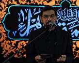 باشگاه خبرنگاران - شعرخوانی فرزند حبیب الله چایچیان در مراسم یادبود پدرش
