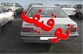 باشگاه خبرنگاران -توقیف خودرو با 27 میلیون تومان خلافی در قم