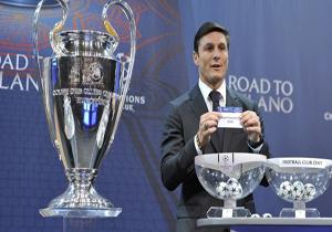 باشگاه خبرنگاران -قرعهکشی مرحله یک هشتم نهایی لیگ قهرمانان اروپا +فیلم