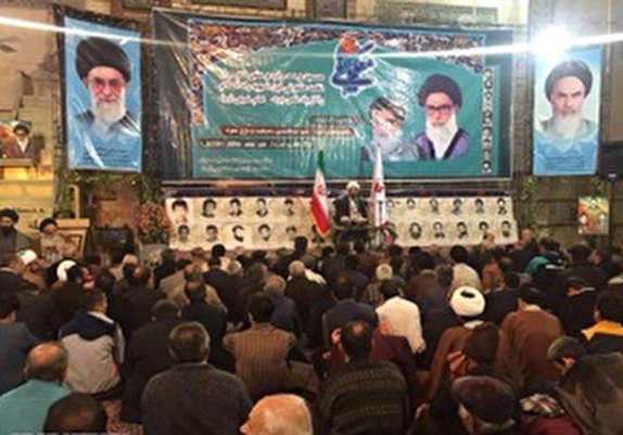 باشگاه خبرنگاران -بزرگداشت شهید محراب در شیراز