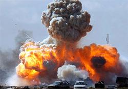 وحشتناکترین انفجارها در جهان + فیلم