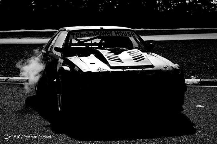 مسابقات اتومبیل رانی قهرمانی سرعت کشور