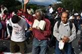 باشگاه خبرنگاران -موج اعتراضات به پیروزی مجدد رییس جمهور هندوراس در انتخابات