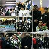 باشگاه خبرنگاران -استقبال از مدال آوران بازی های پاراآسیایی جوانان در کرمان