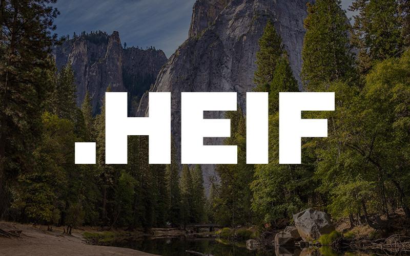تلاش شرکت اپل برای جایگزینی فرمت تصویری HEIF با JPEG