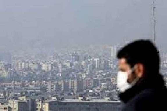 باشگاه خبرنگاران -مردم اراک صبح خود را با آلودگی آغاز کردند / پنجاه ودومین روز آلوده هوای اراک