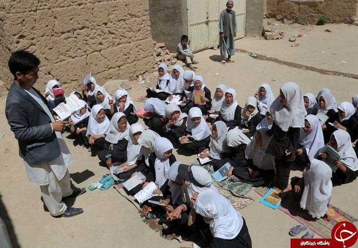 آمریکا چگونه دانشآموزان افغانستانی و عراقی را مدیریت میکند/ چاپ و نشر کتب مذهبی و افراطی برعهده کیست +تصاویر
