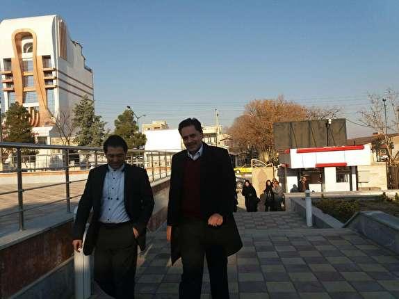 باشگاه خبرنگاران -سفر معاون توانبخشی بهزیستی کشور به مناطق زلزله زده