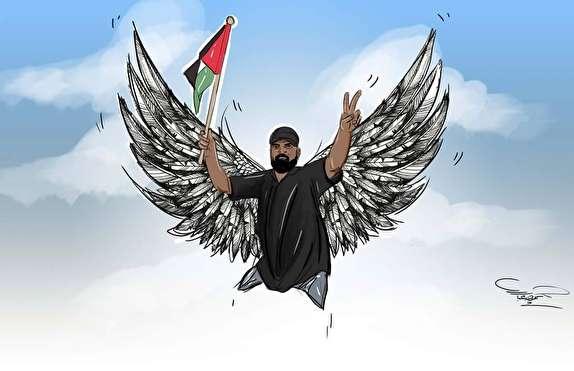 باشگاه خبرنگاران - هشتگ #ابراهيم_ابو_ثريا در پی شهادت یک جانباز فلسطینی، جهانی شد+ تصاویر