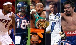 سه فوتبالیست در بین ثروتمندترین ورزشکاران جهان
