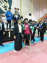 باشگاه خبرنگاران - درخشش رزمی کاران سیستان و بلوچستان در رقابتهای بین المللی