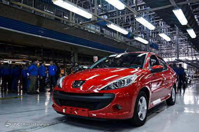 باشگاه خبرنگاران -رونمایی از محصولات جدید گروه صنعتی ایران خودرو