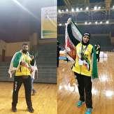 باشگاه خبرنگاران - کسب ۲ مدال طلای قهرمانی جهان توسط رزمی کاران سیستان و بلوچستان