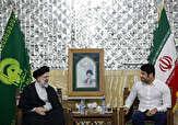 باشگاه خبرنگاران - علیرضا کریمی در تشک کشتی جهاد ورزشی کرد؛ پیام انزجار و تنفر ملت ایران به دنیا رسید