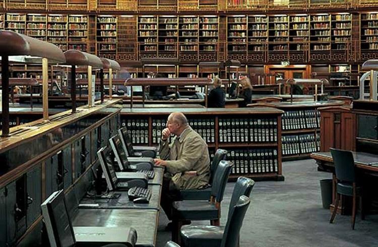 بازگشایی کتابخانه تاریخی مصر