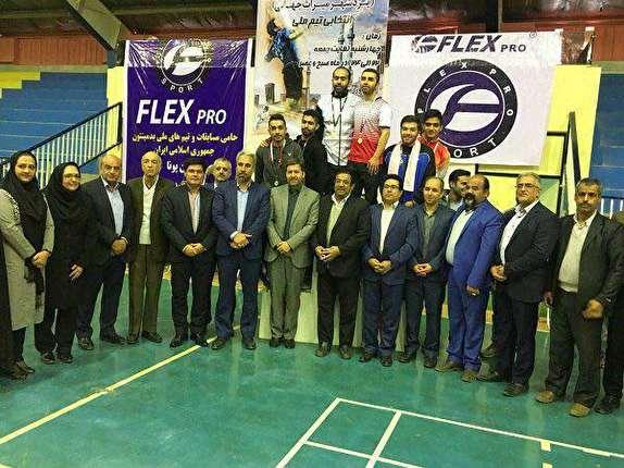 باشگاه خبرنگاران -درخشش بدمینتون بازان زنجانی در مسابقات رنکیگ کشوری