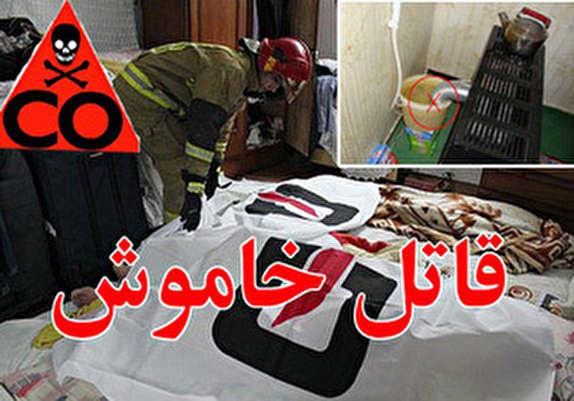 باشگاه خبرنگاران - گاز گرفتگی جان زن 62 ساله را گرفت