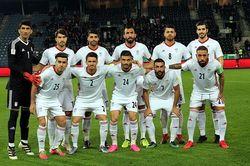 فوتبال ایران همچنان در رده نخست آسیا و سی و دوم جهان