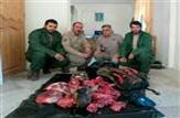 باشگاه خبرنگاران -دستگیری ۶ شکارچی غیر مجاز در چالوس و نوشهر+ تصاویر