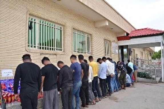 باشگاه خبرنگاران -دستگیری 20سارق در بندرعباس