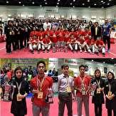 باشگاه خبرنگاران - افتخار آفرینی کرمانی ها در مسابقات جهانی سپک تاکرا