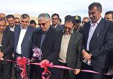 باشگاه خبرنگاران - افتتاح ۳ کیلومتر از باند دوم جاده لار به بستک