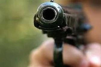 اسلحه کشی داماد برای ترساندن برادر زن در خانه مادر زن