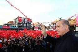 اردوغان: سفارت ترکیه در قدس شرقی افتتاح میشود