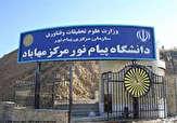 باشگاه خبرنگاران - پیام نور مهاباد میزبان اولین همایش ایده های برتر کارآفرینی در جنوب آذربایجان غربی