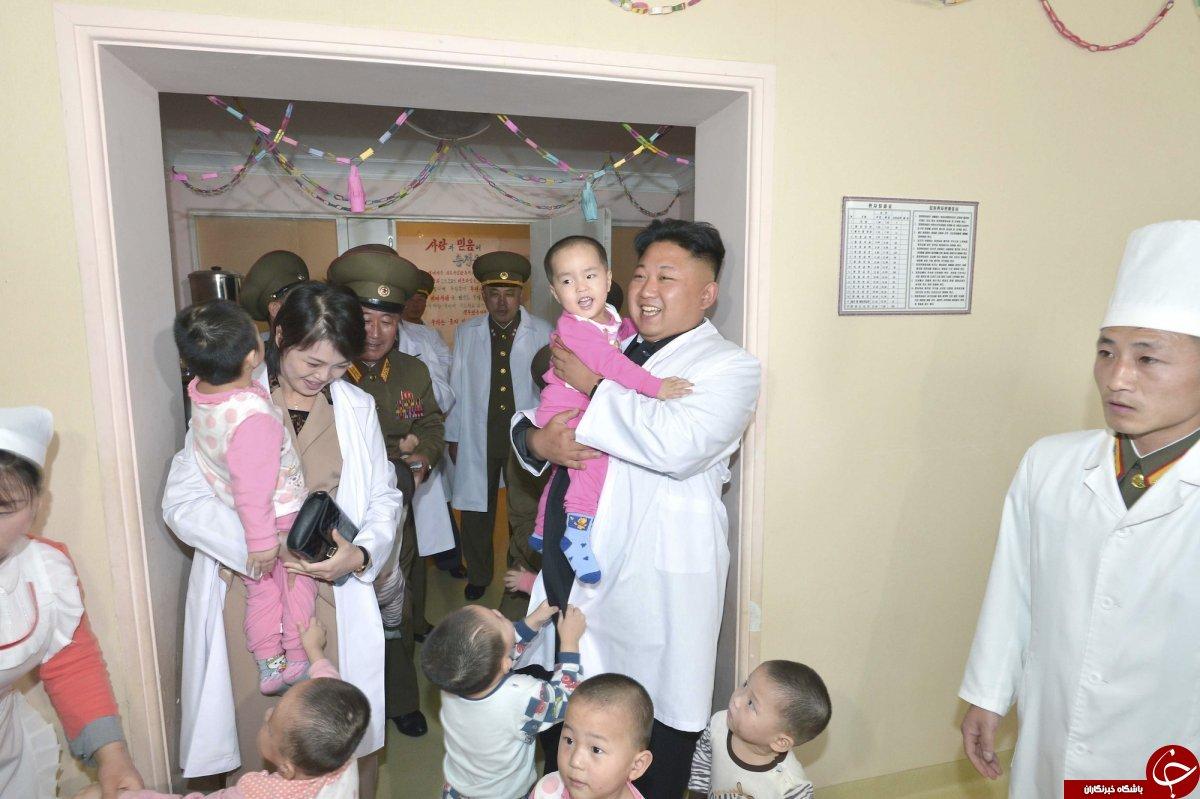 اسرار پنهان در زندگی شخصی رهبر کره شمالی+ تصاویر