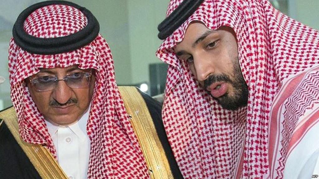 محمد بن سلمان چگونه اولین گام اجرای سیاستهایش در عربستان را برداشت؟