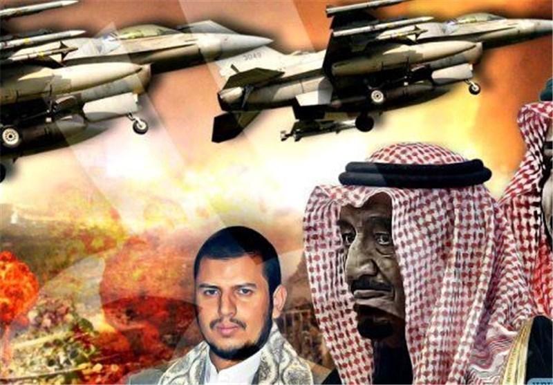 وحشت آل سعود از اقدام انصارالله به شلیک موشک به کاخ یمامه در ریاض