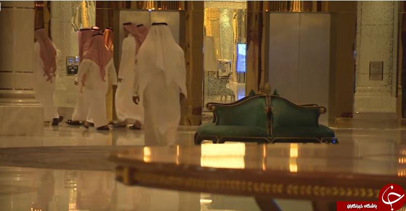 نازپرورده ترین زندانیان جهان/در بازداشتگاه 5 ستاره شاهزادگان سعودی چه می گذرد؟+فیلم