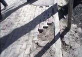 باشگاه خبرنگاران -کل تهران را بگردیم یک پیاده رو استاندارد پیدا نمیکنیم/ شهرداران مناطق موانع پیادهروی را برطرف کنند