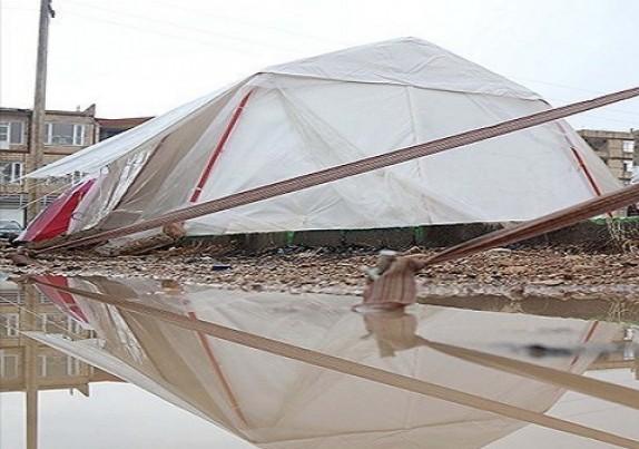 باشگاه خبرنگاران -کاهش دمای هوای استان در ساعات آینده/نیاز زلزله زدگان به کانکس