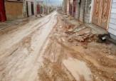 باشگاه خبرنگاران -کمبود روکش آسفالت در کوچههای شهرک کارخانه سیمان + تصاویر